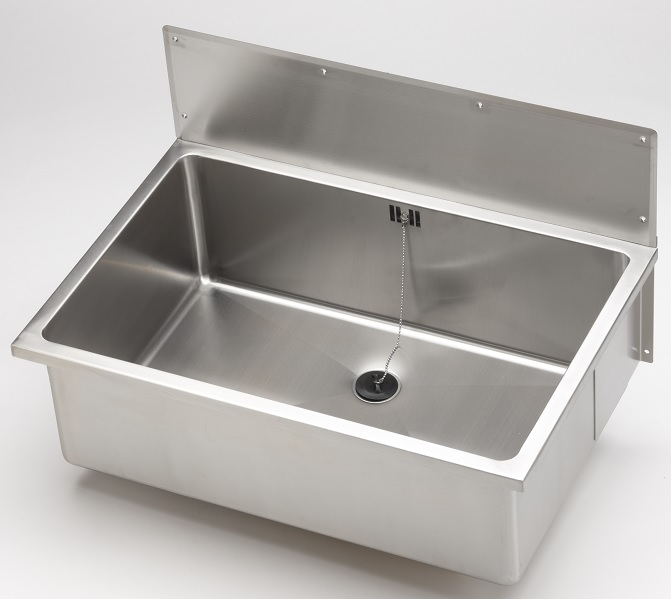 Flat-bottom basin 7030