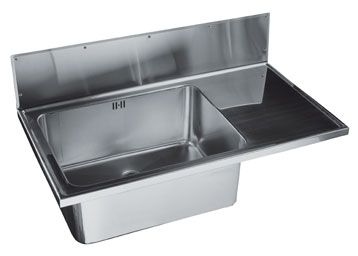 Cleaning cupboard sink top 7120