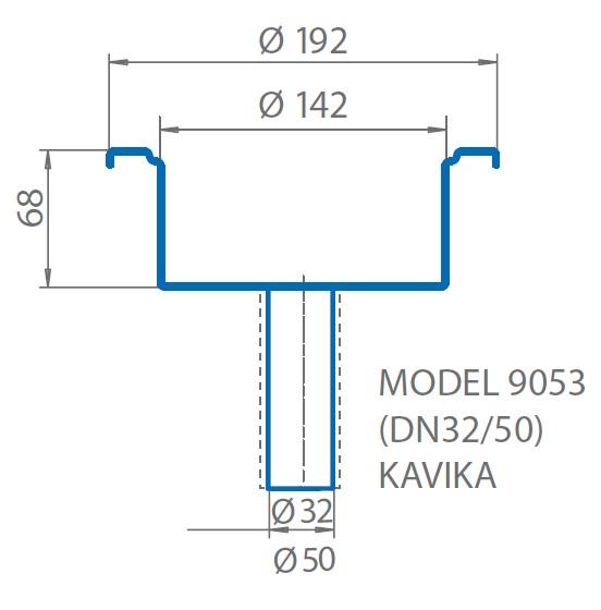 Tørrsluk 9053