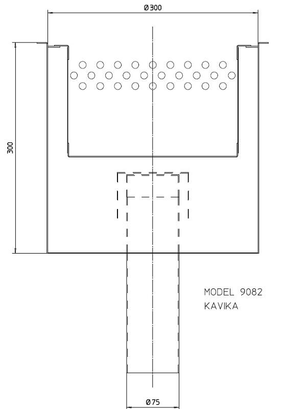 Rundbrunn 9082