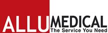 AlluMedical logo.